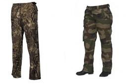 pantalon militaire
